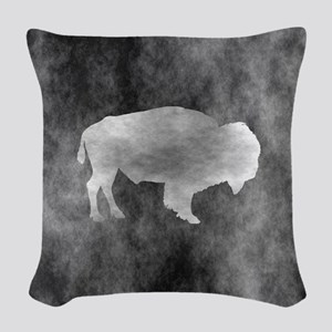 1 Woven Throw Pillow